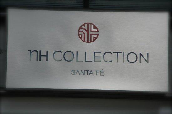 NH Collection Mexico City Santa Fe: .Habitacion