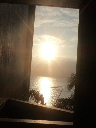 Kahana Beach Resort: Sunset again
