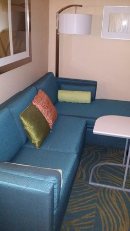 SpringHill Suites by Marriott Annapolis: Couch