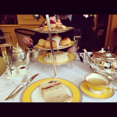 The Goring Bar & Lounge: Oh my yummy ness