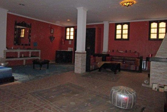Dar Fatima: Lounge and entry