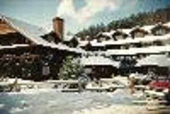 Trapp Family Lodge : Looking towards the main hotel
