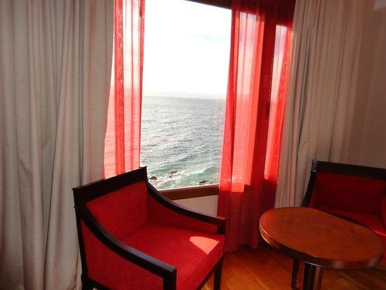 Alma del Lago Suites & Spa : vista