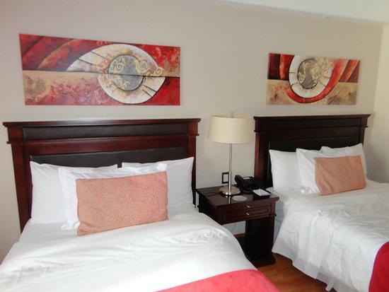 Alma del Lago Suites & Spa : decoração