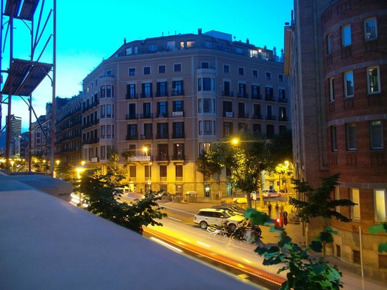 Sant Jordi Hostel Rock Palace: Visual