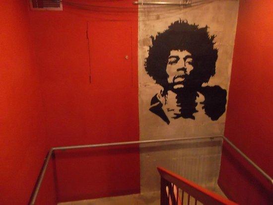 Sant Jordi Hostel Rock Palace: Calidad en los detalles!