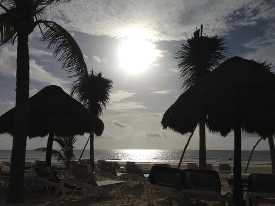 Catalonia Playa Maroma : early morning pic