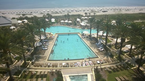 Omni Amelia Island Plantation Resort: View from room 652...awesome!!