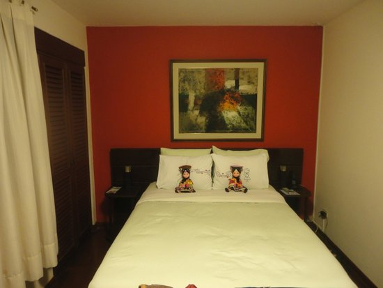 Peru Star Botique Apartments Hotel: Suíte casal