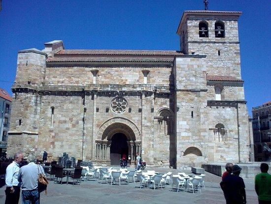 Zamora: San Juan (Plaza Mayor)