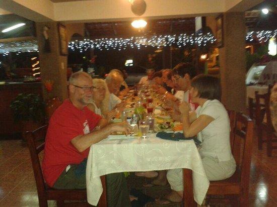 Restaurante Villa Bosque: Grupos
