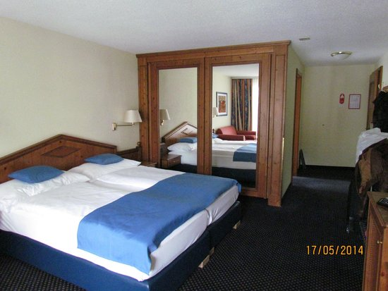 Best Western Hotel Butterfly : habitación