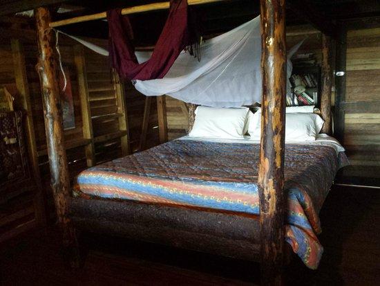 Tubagua Plantation Eco Lodge: palapa