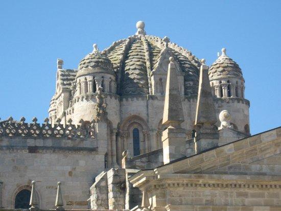 Zamora: Cathedral dome