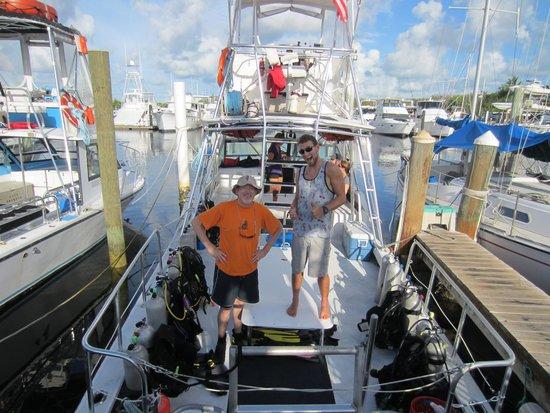 Scuba-Do Dive Company: With DM David