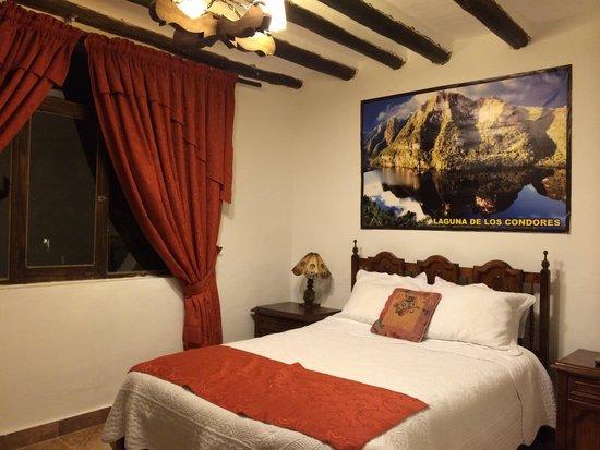 Villa de Paris: Bedroom