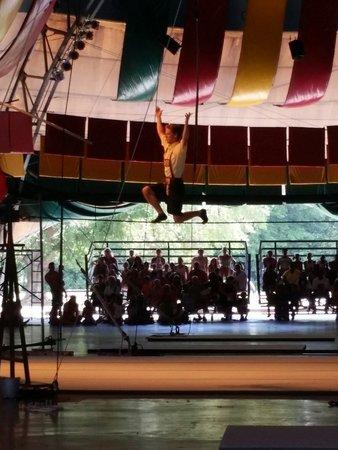 Callaway Gardens: The circus at callaway