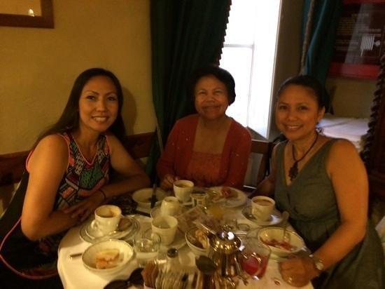 Hotel Loggiato dei Serviti: Breakfast Room