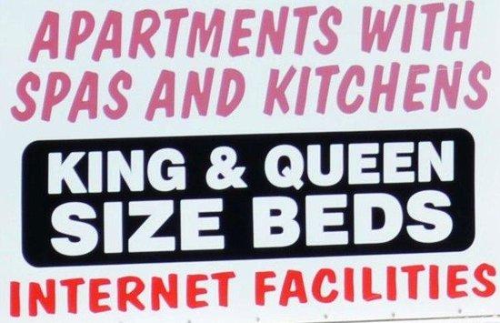 Narrogin Motel: Internet available