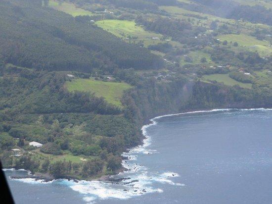 Blue Hawaiian Helicopters - Waikoloa: Thecoastline