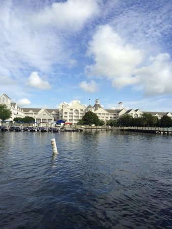 Disney's Yacht Club Resort: The View