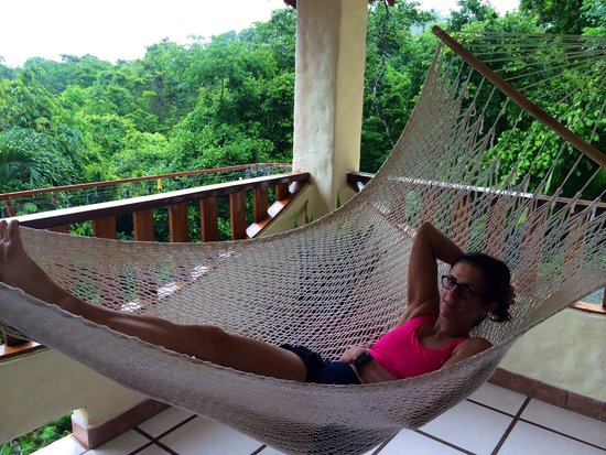 Villa Kristina Apartments: The hammock