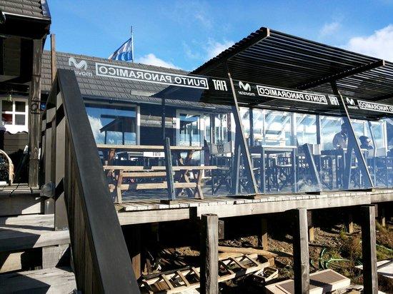 Punto Panorámico (Mirador & Bar): Ponto panorâmico