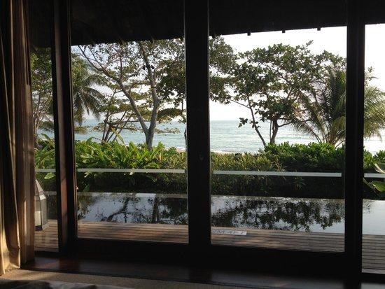 Vana Belle, A Luxury Collection Resort, Koh Samui: Beachfront Villa