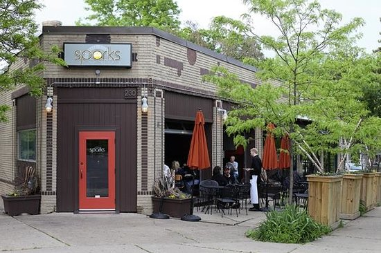 Sparks Restaurant Minneapolis Menu Prices Restaurant