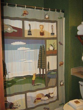 Stoney Creek Inn: Unique Bathroom