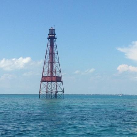 Spirit Snorkeling: Sombero Lighthouse