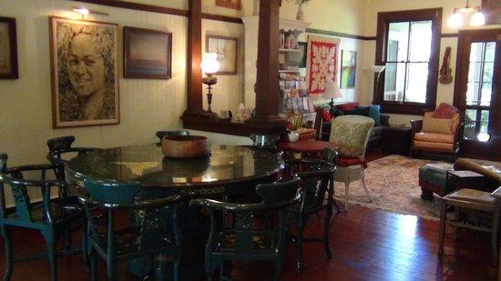 Hale Ho'okipa Inn Makawao: shared space