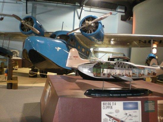 Cradle of Aviation Museum: Boeing 314 Clipper