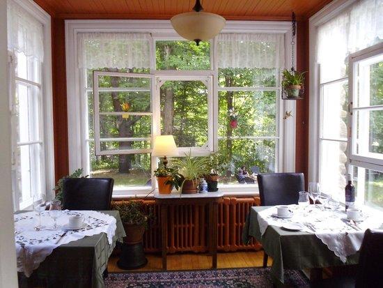 Au Clos Rolland, Couette & Café : Marie-F.