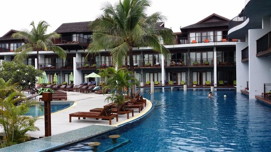 Holiday Inn Resort Krabi Ao Nang Beach: Access pool room