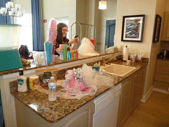 Blue Harbor Resort: The Kitchen