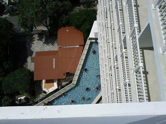 Wyndham Playa Corona: Pequeña piscina