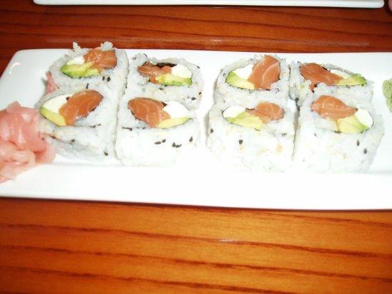 Chin Chin : Sushi