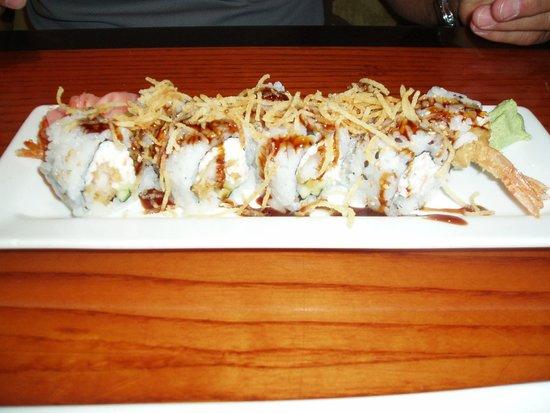 Chin Chin : Sushi Dragon