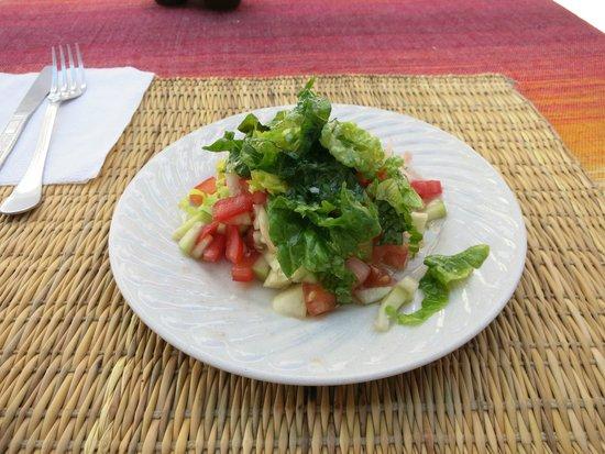 Assaada: salad