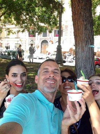 Old Bridge Gelateria : great ice cream! loved it