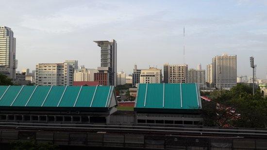 Holiday Inn Express Bangkok Siam: BTS nearby