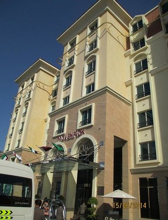 Mövenpick Hotel Deira: Movenpick Hotel Ground