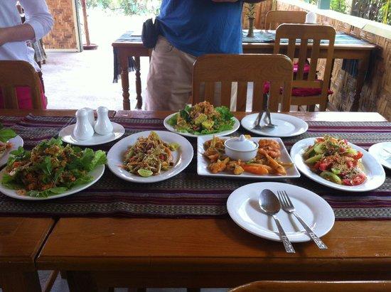 Thanakha Garden: Cooking Class