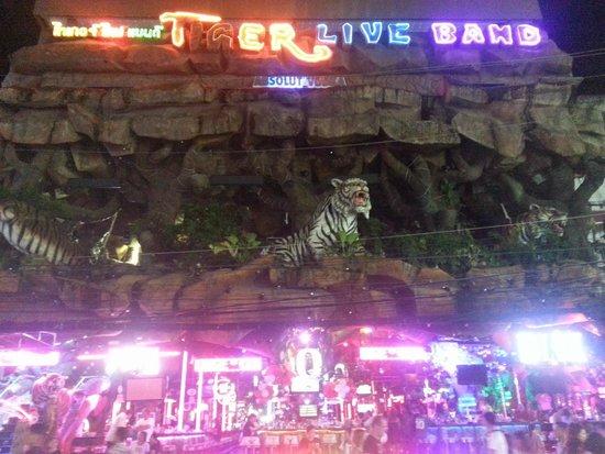 Bangla Road: Tiger Bar