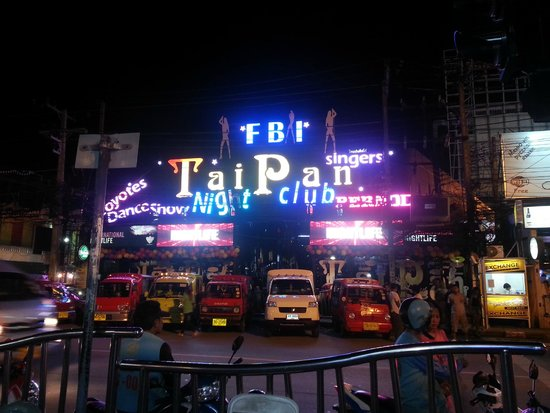 Bangla Road: Tai Pan Bar