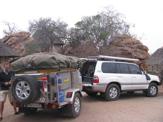 Masama Lodge and Camp Site: free drives