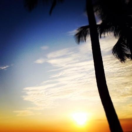 The Legian Bali : sunset