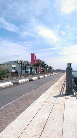 Nanbin Park Bikeway