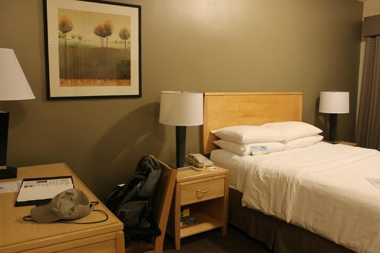 Hotel Versey Days Inn by Wyndham Chicago: Room was fine